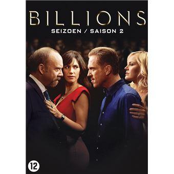 BILLIONS SEASON 2 (4DVD) (IMP)