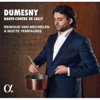 DUMESNY HAUTE CONTRE DE LULLY