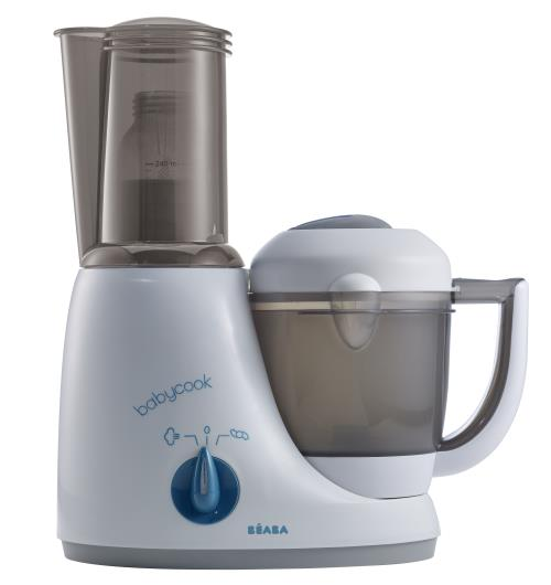 Robot cuiseur 6 en 1, avec fonction chauffe-biberon et stérilisateur