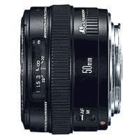 Objectif reflex Canon EF 50 mm f/1.4 USM