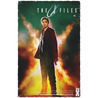 The X Files Les Nouvelles Affaires Non Classees Tome 04 The X Files