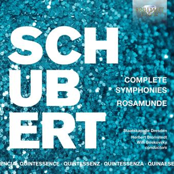 Schubert: Complete Symphonies & Rosamunde - 5CD