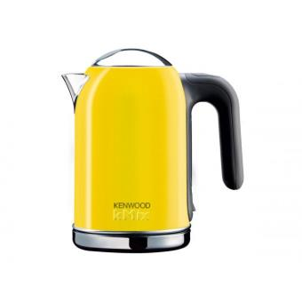 bouilloire kenwood sjm028 kmix lemon tonic jaune achat prix fnac. Black Bedroom Furniture Sets. Home Design Ideas