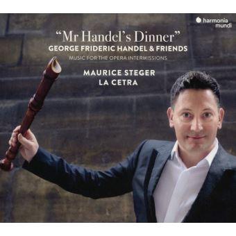 MR HANDELS DINNER
