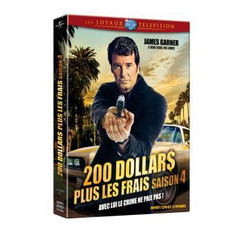 200 dollars plus les frais200 dollars plus les frais Saison 4 - DVD