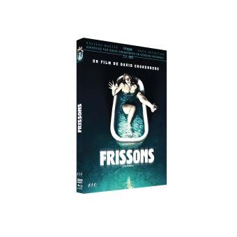 Frissons Combo Blu-ray DVD