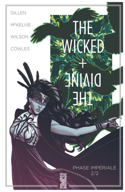 The Wicked + The Divine - Tome 06 - Phase impériale (2e partie) - 9782331047244 - 9,99 €