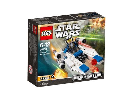 LEGO 75160 Microvaisseau U-Wing