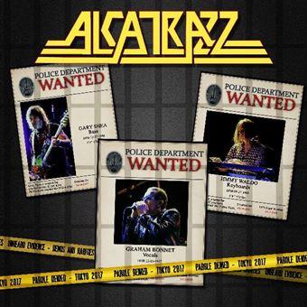"""Résultat de recherche d'images pour """"alcatrazz - parole denied - tokyo 2017"""""""