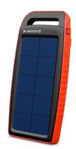 XMOO Batterie externe X-Moove SolarGo Pocket 10 000 mAh