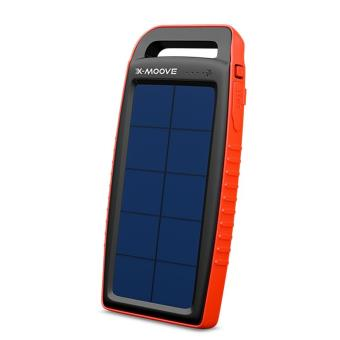 Batterie externe X-Moove SolarGo Pocket 10 000 mAh