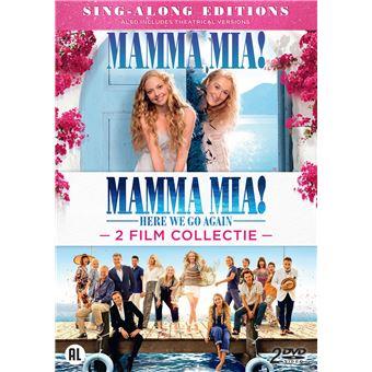 Mamma mia 1 & 2 BOX-NL