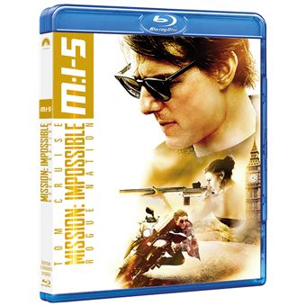 Mission : Impossible  Les FilmsMission : Impossible Rogue Nation Blu-ray