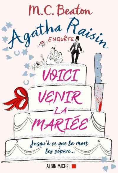 Agatha Raisin 20 - Voici venir la mariée - 9782226452122 - 9,99 €