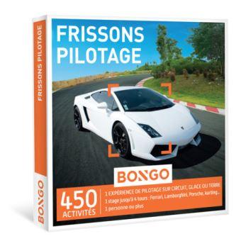 Bongo FR Giftcard GC Frissons Pilotage