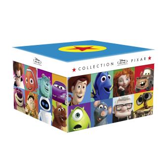 Coffret Collection Pixar - L'Anthologie de 13 Films Blu-Ray Edition Limitée Fnac