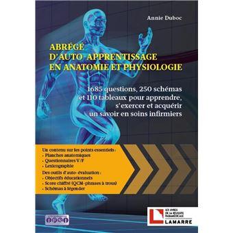 Abrégé d'auto apprentissage en Anatomie-Physiologie
