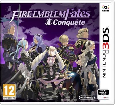 Fire Emblem Fates Conquête 3DS