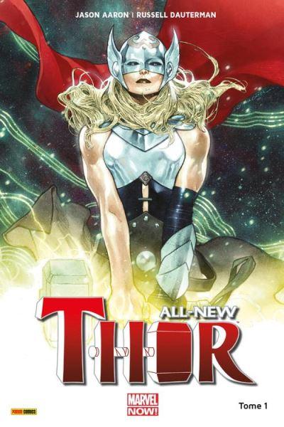 All-New Thor (2016) T01 - Le tonnerre dans les veines - 9782809469202 - 9,99 €