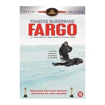 FOX BIG DEALFargo DVD