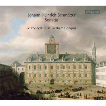 Johann Heinrich Schmelzer, William Dongois, Le Concert Brisé