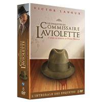 Les Enquêtes du commissaire Laviolette Coffret DVD