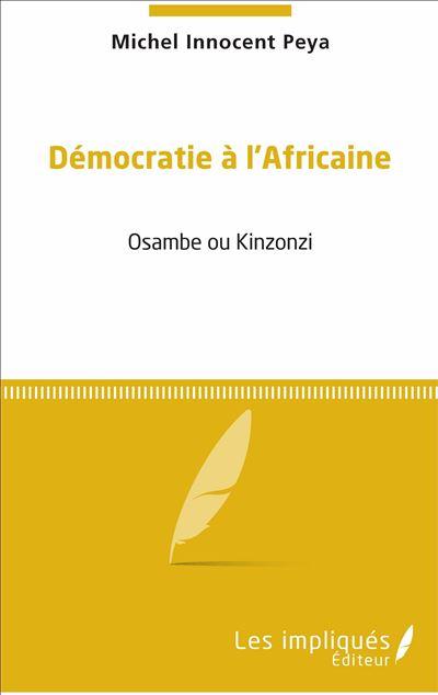 Démocratie à l'africaine