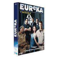 Eureka - Coffret intégral de la Saison 4
