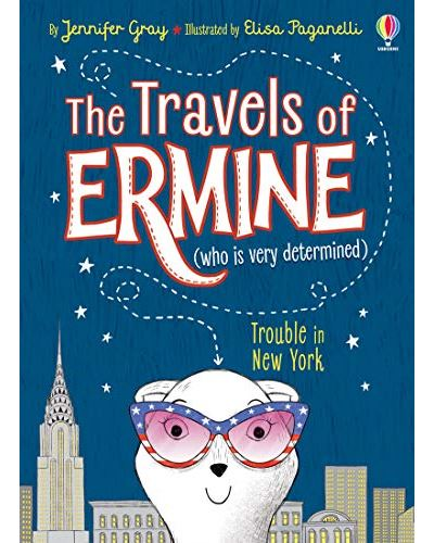 "<a href=""/node/183697"">Trouble in new york. The travels of Ermine (who is very determined)</a>"