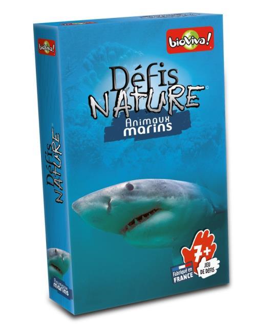 Bioviva Défis Nature Animaux marins