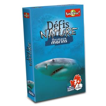 DEFIS NATURE : ANIMAUX MARINS