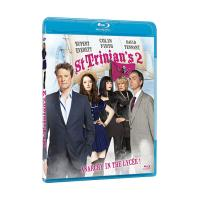 St Trinian's 2 : The Legend of Fritton's Gold - Blu-Ray