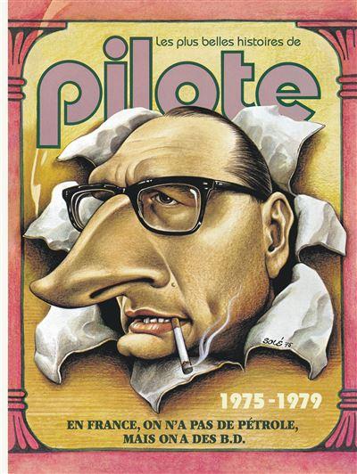 Les plus belles histoires de pilote de 1975 à 1979