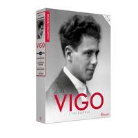 Coffret Prestige Vigo Intégrale Blu-ray
