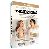 The Sessions Blu-ray
