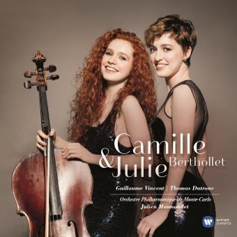 Camille & Julie Berthollet Album dédicacé Quantité limitée
