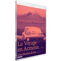 Coffret Le voyage en Arménie Une histoire de fou DVD