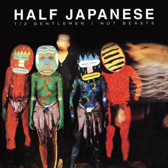 HALF GENTLEMEN HALF BEAST/LP