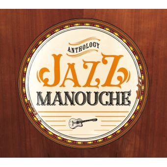 JAZZ MANOUCHE ANTHOLOGY/5CD