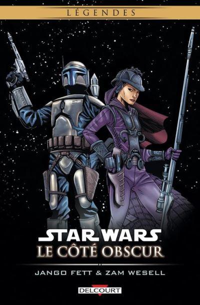 Star Wars - Le Côté obscur T01 (réédition) - 9782756092348 - 9,99 €