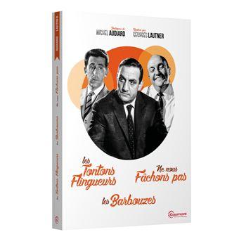 AUDIARD ET LAUTNER-COFFRET-3 FILMS-FR
