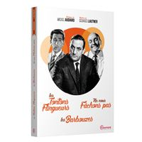 Coffret Audiard et Lautner DVD