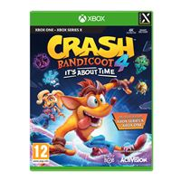 Crash Bandicoot 4: It's About Time! Xbox One