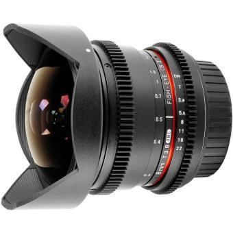 Samyang Fisheye 8-mm SLR-lens T3.8 CSII VDSLR Canon