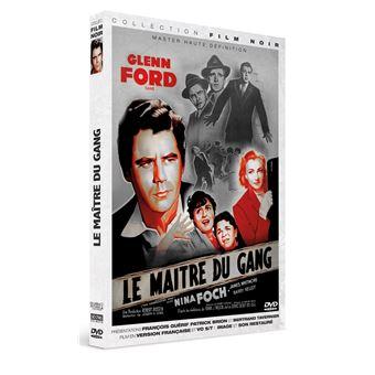 Le Maître du gang DVD