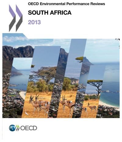 South Africa 2013 : OECD environmental performance reviews