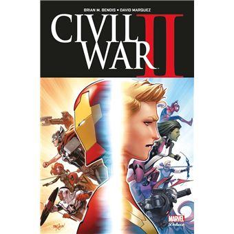 Civil war - Civil War II