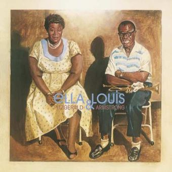 Ella & Louis/LP