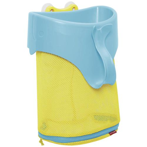Panier de rangement Skip Hop Bain Moby Bleu et jaune