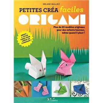 Petites crea faciles origami
